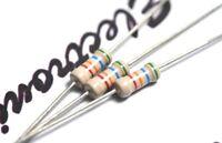 20pcs - 56K (56Kohm) 1/2W (0.5W) 5% Resistor - NOS Non-Rohs