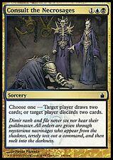 MTG Magic - (C) Ravnica - Consult the Necrosages - SP