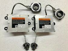 2x OEM 10-16 Cadillac SRX Xenon Ballast D2S Bulb Kit Igniter Control Inverter