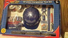 17 pcs. Real Carpenter tools Set For kids