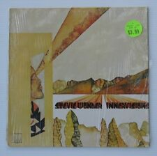 NEAR MINT Stevie Wonder INNERVISIONS Motown LP Shrink Wrap