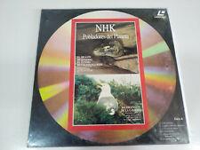 Nhk Dragon de Komodo Mouette Singes Lemures - Laserdisc Ld