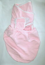 92e8df8ccaa ErgoBaby Swaddler Sleeper S M Pink 6-12 Lb Baby Girl