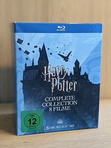 Harry Potter: The Complete Collection Blu-ray
