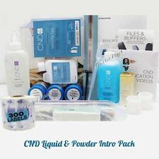 CND Acrylic System Retention - Liquid & Powder Intro Pack Full Set Professional