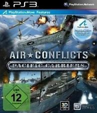 PlayStation 3 air conflicts Pacific carriers como nuevo