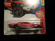 HW HOT WHEELS 2017 HW THEN AND NOW #6/10 PROJECT SPEEDER RED HOTWHEELS VHTF