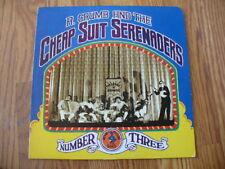 ROBERT CRUMB Cheap Suit Serenaders LP