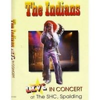 The Indians - Live In Concert At The SHC, Spalding DVD