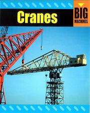 Cranes (Big Machines), Glover, David, Glover, Penny