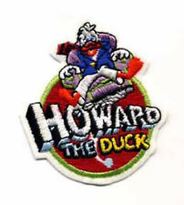 "Howard the Duck Movie  Logo 3"" Vintage  Embroidered Patch-USA Mailed (MCPA-16)"