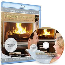 Crackling Fireplace Blu-ray: Platinum Edition #11 - Our Longest Fireplace