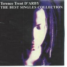 SOUL / R&B  CD album - TERENCE TRENT D'ARBY  - THE BEST  SINGLES COLLECTION