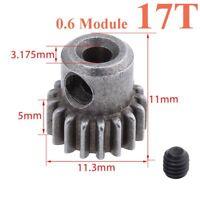 1/10 11184 Engranaje metal diferencial Engranaje de motor 5MM 64T para HSP RC