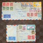 Thailand old covers sent to Australia
