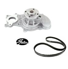 GATES Engine Water Pump & Serpentine Belt For 2018 FORD TRANSIT-150 V6 3.5L