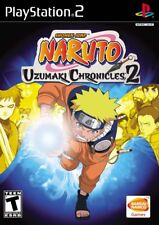 Naruto Uzumaki Chronicles 2 PS2 New Playstation 2