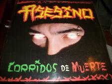 Asesino – Corridos De Muerte - LP - 2003 - Beat Generation