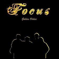 FOCUS - GOLDEN OLDIES NEW VINYL RECORD