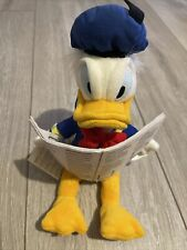 Disney Donald Duck Fathers Day Beanie Toy. See Photo