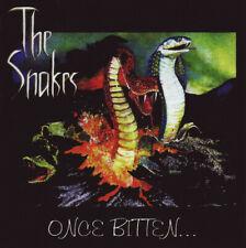 THE SNAKES Once Bitten... (2016) reissue 13-track CD album NEW/SEALED Whitesnake