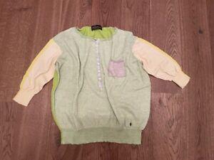 schöne strickjacke pullover von princess goes hollywood gr 36 mit cashmere