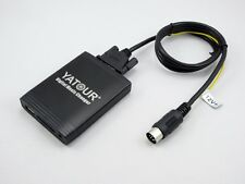 SDHC USB AUX en adaptador mp3 cambiador CD interface para volvo hu RTI Navi