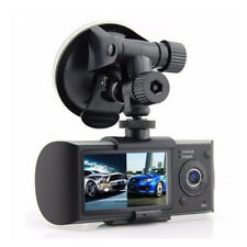"2.7"" Dual Camera Blackbox DVR Car Driving Recorder 3D G-sensor Parking Monitor"