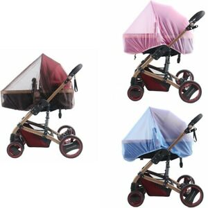 Pram Stroller Cat Mosquito Net Pushchair Cot Moses Basket Buggy Carseat Safety