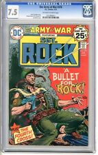 Our Army At War    #276    CGC    7.5    VF-   off -  white to white pages