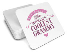 Grammy Gift Birthday Coaster For Her Christmas Xmas Personalised Present Idea