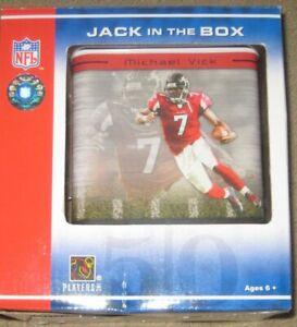 2004 Jox Box Jack in the Box Michael Vick Atlanta Falcons
