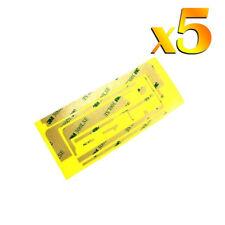 5x Per Apple iPad2 Toccare Schermo Digitizer Repair Adesivo Tape Sticker