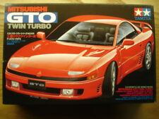 Tamiya 1:24 Scale Mitsubishi GTO Twin Turbo Model Kit New In Box