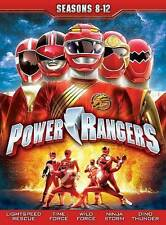 Power Rangers: The Complete Seasons 8-12 (DVD, 2013, 26-Disc Box Set) Sealed New