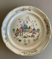 "International China Co Tableworks - HEARTLAND VILLAGE 105 - Dinner Plates 11"","