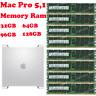 For Apple Mac Pro Mid 2012 A1289 MacPro 5,1 Memory Ram 32GB 64GB 128GB Ram