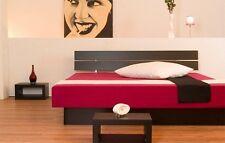 Wasserbett & Kopfteil Grada Duo - Softside komplett aufbaufertig dt. Herstellung