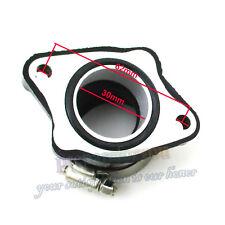 30mm Upgrade CARBURETOR Collettore di Aspirazione Adatta 200cc 250cc DIRT BIKE ATV QUAD BUGGY
