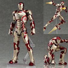 Figma 302 Iron Man Mark 42 from Iron Man 3 Marvel Action Figure Max Factory JPN