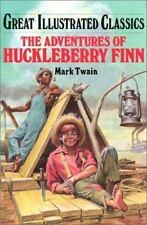 Huckleberry Finn Great Illustrated Classics Abdo