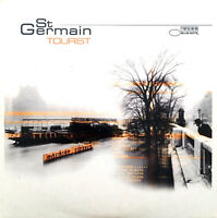 St Germain ‎CD Single Tourist - Promo - Europe (EX/EX)