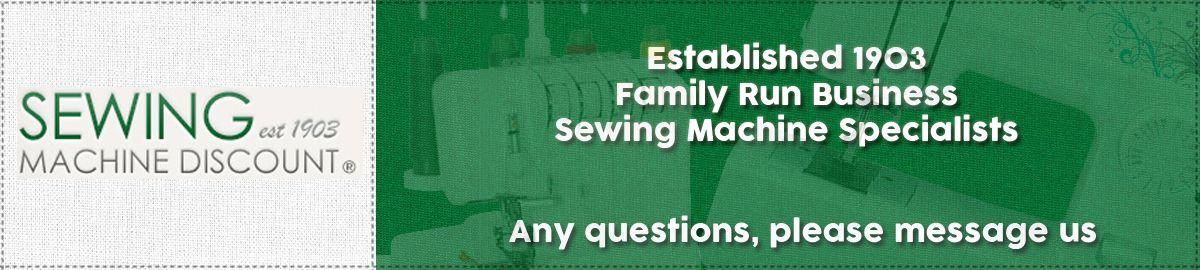 Sewing Machine Discount