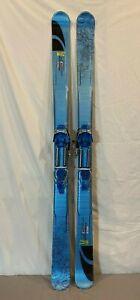 Salomon Pocket Rocket 175cm Twin-Tip Skis Black Diamond 02 Telemark Bindings