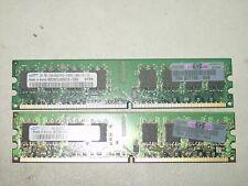 Samsung 2GB DDR2 5300U Memory (2 x 1GB)