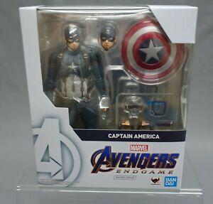 SH S.H. Figuarts Captain America Avengers End Game BANDAI SPIRITS JAPAN NEW