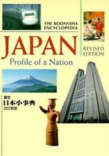 Japan: Profile of a Nation-ExLibrary