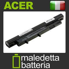 Batteria 10.8-11.1V 5200mAh EQUIVALENTE Acer AK006BT027 AS09D31 AS09D34