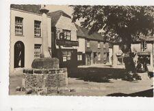 Market Cross & Smugglers Inn Alfriston Vintage RP Postcard 673a