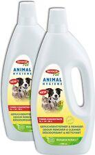 Biodor pet 2x1 l animal higiene geruchsentferner & limpiador | Power concentrado